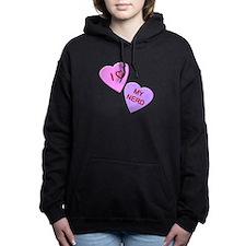 iheartmynerd.png Hooded Sweatshirt