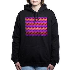 Rainbow Dachshunds Hooded Sweatshirt