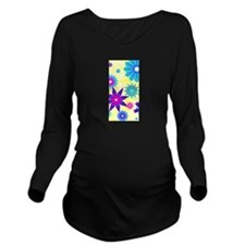 Unique Mino Long Sleeve Maternity T-Shirt