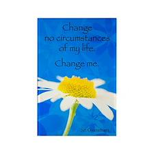 Change No Circumstance...magnets