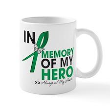 Liver Disease In Memory Mug