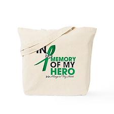 Liver Disease In Memory Tote Bag