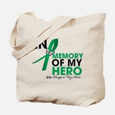 Liver Disease In Memory Tote Bag