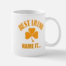 Best Irish... Mug