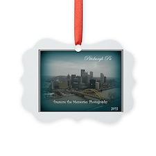 Pittsburgh Pa Ornament