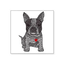 Friend - Boston Terrier Sticker