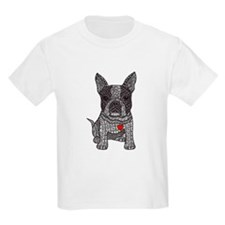 Friend - Boston Terrier T-Shirt