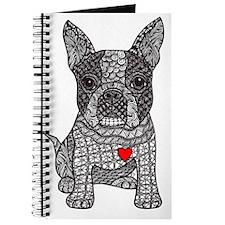 Friend - Boston Terrier Journal