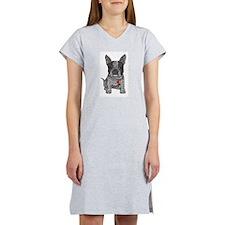 Friend - Boston Terrier Women's Nightshirt