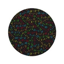 """Multiplying Multiples 3.5"""" Button (100 pack)"""
