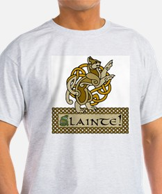 Irish & Celtic Music Podcas T-Shirt