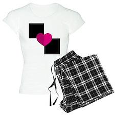Lots of Hearts Pajamas