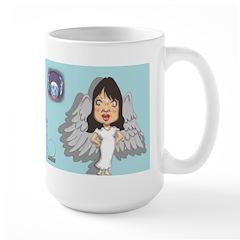 Heavenly Angel Large Mug