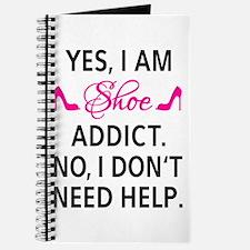 Yes, I am shoe addict Journal