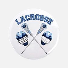 """Lacrosse 1 3.5"""" Button"""