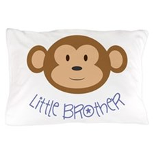 Little Brother Monkey Pillow Case