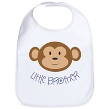 Little Brother Monkey Bib