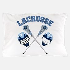 Lacrosse 1 Pillow Case