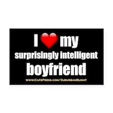 """Love My Surprisingly Intelligent Boyfriend"" Recta"