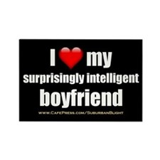 """Love My Surprisingly Intelligent Boyfriend"" Recta"