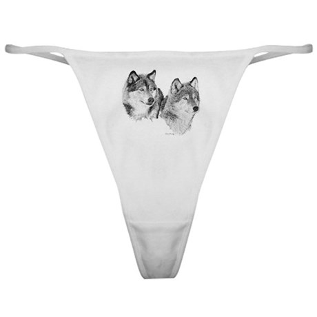 Lone Wolves Classic Thong