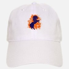 Denver Bucking Broncos Horse Baseball Baseball Baseball Cap