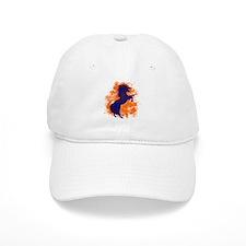 Denver Bucking Broncos Horse Baseball Baseball Cap