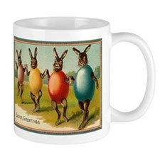 Easter Greetings Small Mug