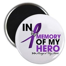 "Cystic Fibrosis In Memory 2.25"" Magnet (10 pack)"