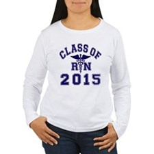 Class Of 2015 RN Long Sleeve T-Shirt