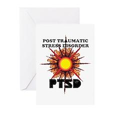 PTSD Greeting Cards