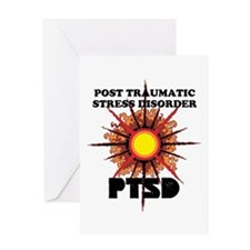 PTSD Greeting Cards