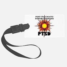 PTSD Luggage Tag