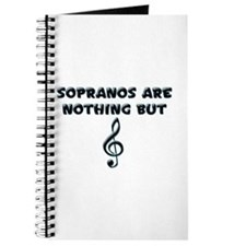 Sopranos are Treble Journal