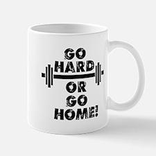 Go Hard or Go Home Mugs