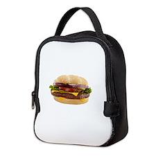 Big Yummy Burger Neoprene Lunch Bag