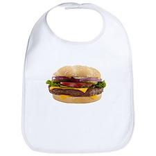 Big Yummy Burger Bib