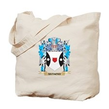 Anthony Coat Of Arms Tote Bag