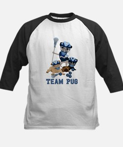 team pug lacrosse ts and Tee