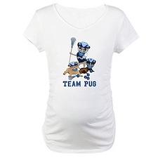 team pug lacrosse ts and Shirt