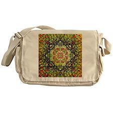 Hearts abstract Messenger Bag
