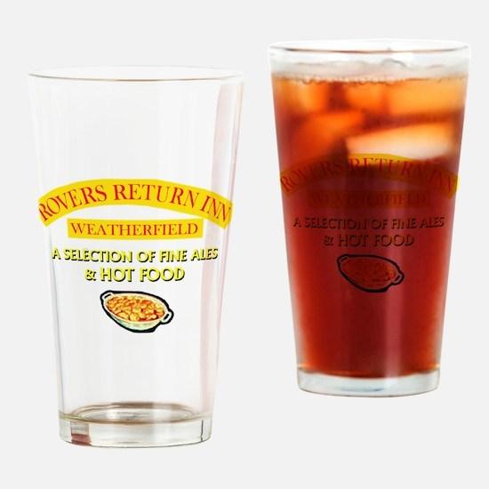 Cute Street Drinking Glass