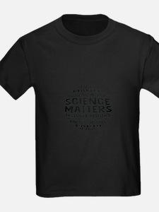Science Matter Bubble T-Shirt