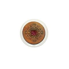 Celtic Mini Button (100 pack)