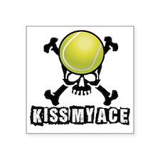Kiss My Ace Sticker