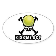 Kiss My Ace Decal