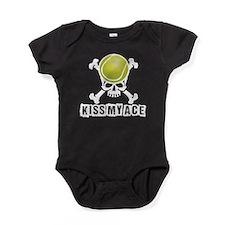 Kiss My Ace Baby Bodysuit