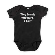 Ghost Hunter's Philosophy Baby Bodysuit