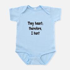 Ghost Hunter's Philosophy Infant Bodysuit