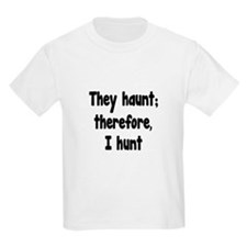 Ghost Hunter's Philosophy T-Shirt